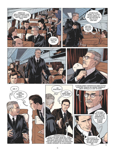 Page 7 Le banquier du reich tome 1