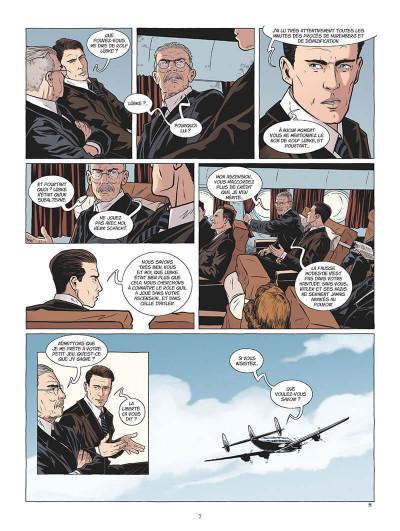 Page 8 Le banquier du reich tome 1