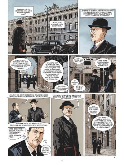 Page 9 Le banquier du reich tome 1