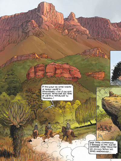 Page 7 Les aventuriers du Transvaal tome 2