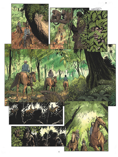 Page 9 Les aventuriers du Transvaal tome 2