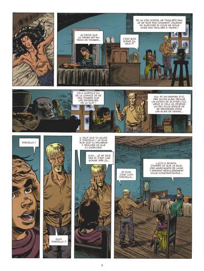 Page 3 L'odyssée de Fei Wong tome 3