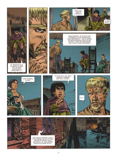 Page 4 L'odyssée de Fei Wong tome 3
