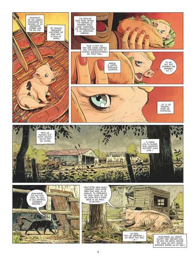 Page 3 L'arche de Néo tome 1