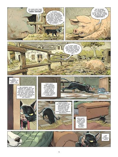 Page 4 L'arche de Néo tome 1