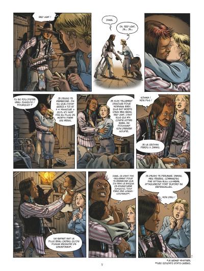 Page 4 Le sentier de la guerre tome 2
