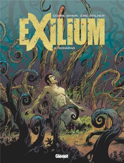 Couverture Exilium tome 3
