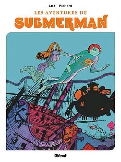 Couverture Les aventures de Submerman