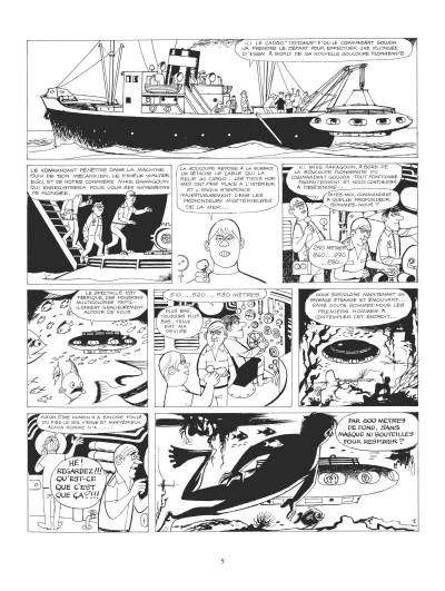 Page 1 Les aventures de Submerman