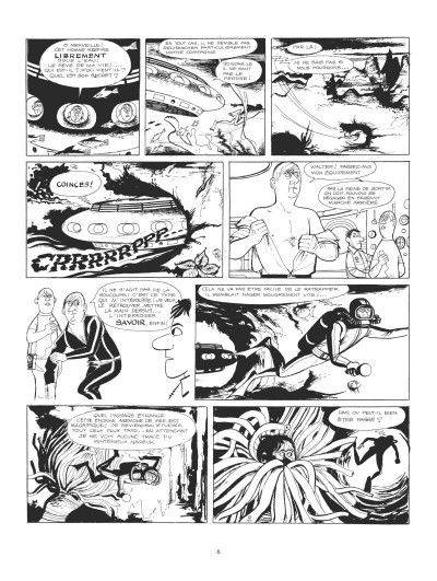 Page 2 Les aventures de Submerman
