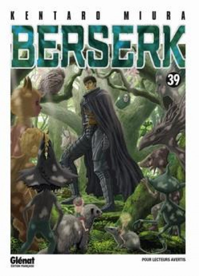 Couverture Berserk tome 39