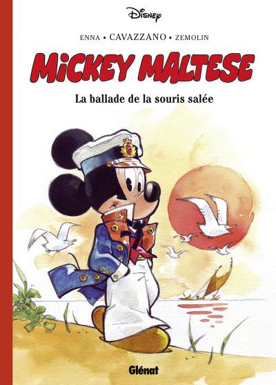 Couverture Mickey Maltese