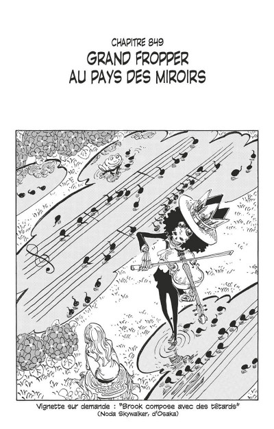 Page 6 One piece tome 85
