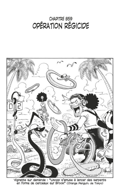 Page 6 One Piece tome 86