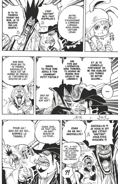 Page 9 One Piece tome 86