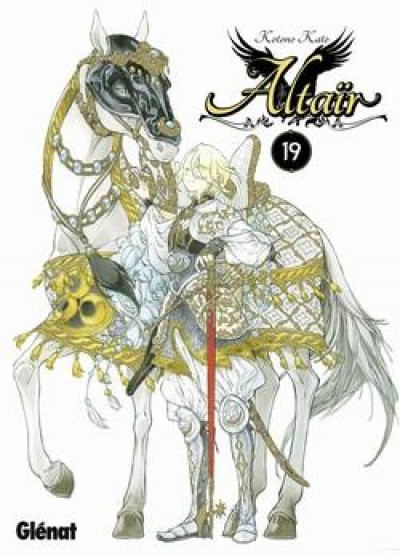 Couverture Altair tome 19