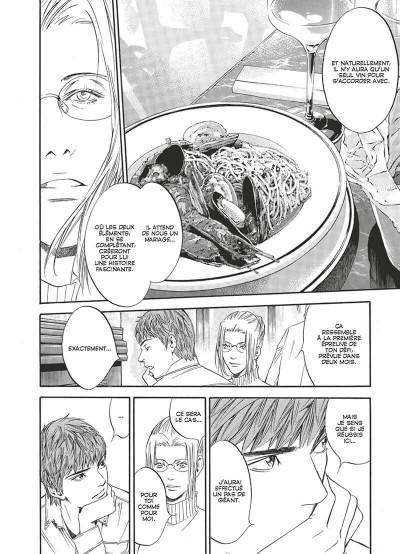 Page 9 Les gouttes de Dieu - mariage tome 7