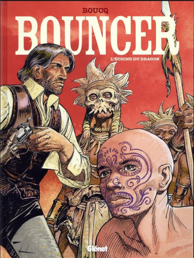 Couverture Bouncer tome 11