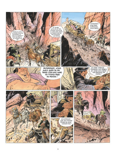 Page 4 Bouncer tome 11