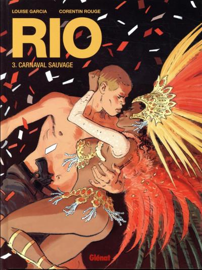 Couverture Rio tome 3