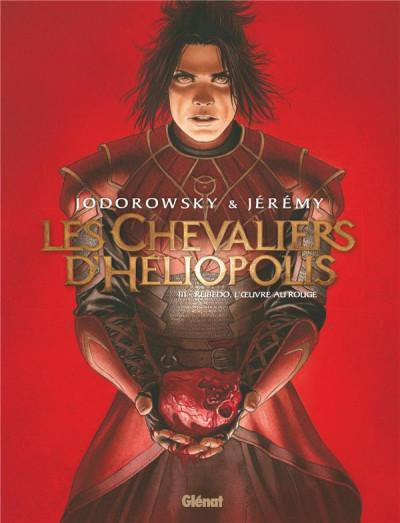 Couverture Les chevaliers d'Heliopolis tome 3
