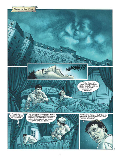 Page 2 Les chevaliers d'Heliopolis tome 3