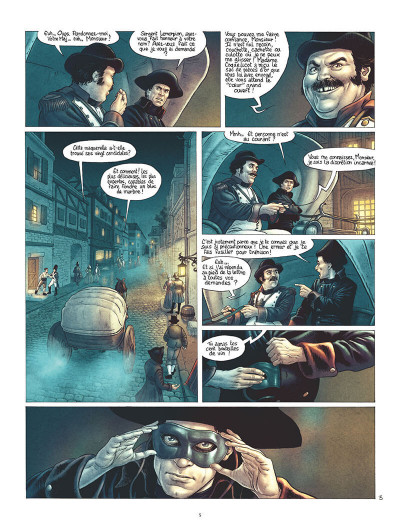 Page 4 Les chevaliers d'Heliopolis tome 3