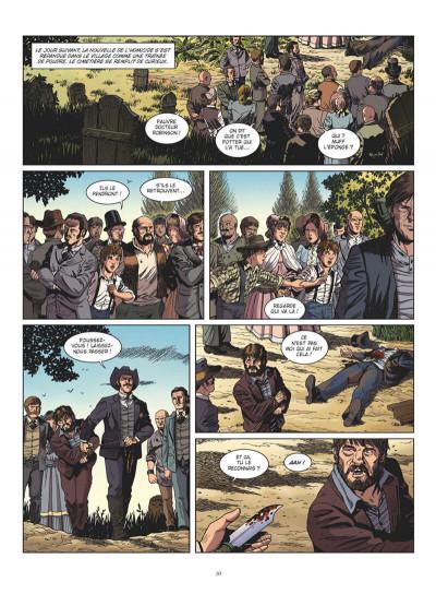 Page 0 Tom Sawyer en BD