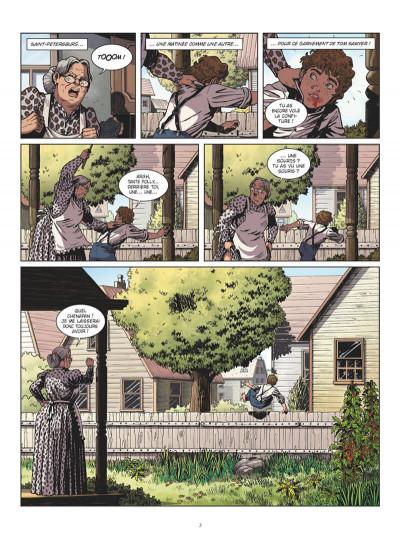 Page 3 Tom Sawyer en BD