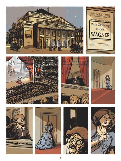 Page 6 Beauté noire et le groupe prospero tome 2