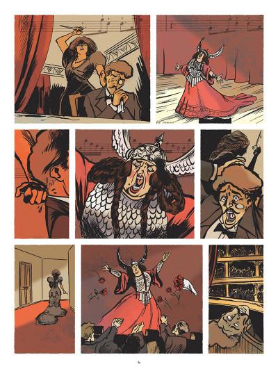 Page 7 Beauté noire et le groupe prospero tome 2