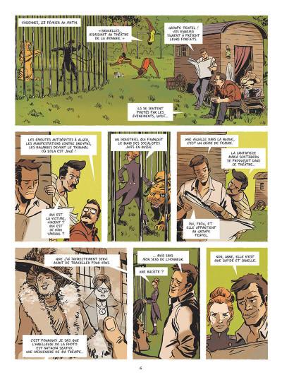 Page 9 Beauté noire et le groupe prospero tome 2