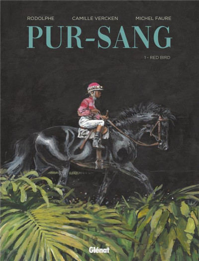 Couverture Pur-sang tome 1