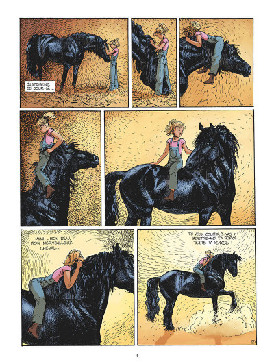 Page 2 Pur-sang tome 1
