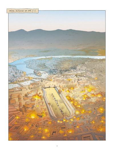 Page 2 Saint Pierre - Une menace pour l'empire romain