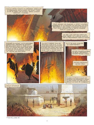 Page 3 Saint Pierre - Une menace pour l'empire romain
