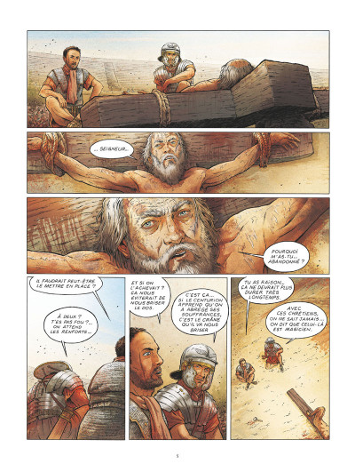 Page 4 Saint Pierre - Une menace pour l'empire romain