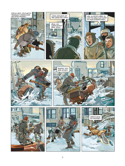 Page 8 Neige tome 14
