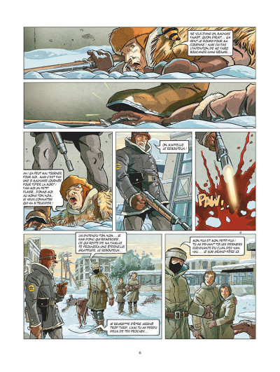 Page 9 Neige tome 14