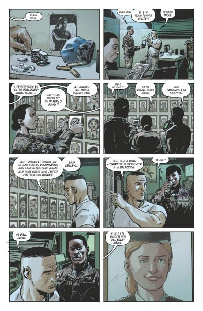 Page 1 Lazarus tome 6