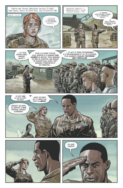 Page 2 Lazarus tome 6