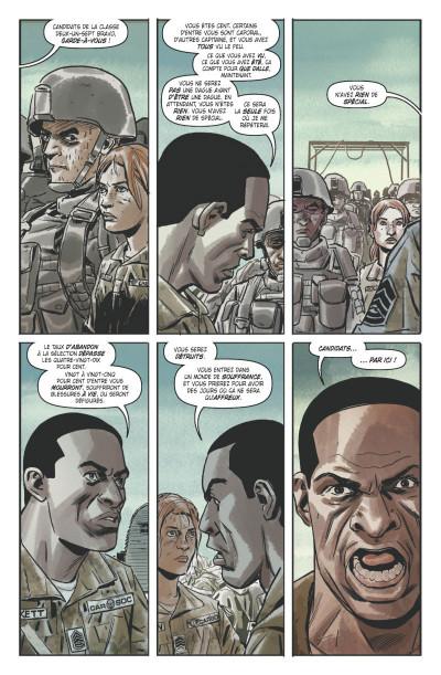 Page 3 Lazarus tome 6