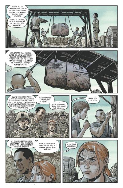 Page 4 Lazarus tome 6