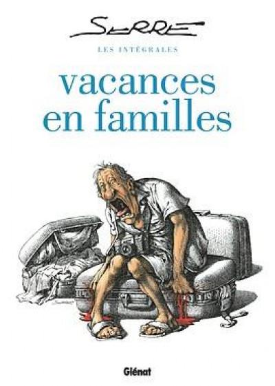 Couverture Vacances en familles