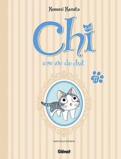 Couverture Chi - une vie de chat grand format tome 17