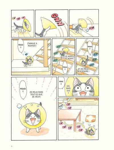Page 4 Chi - une vie de chat grand format tome 17