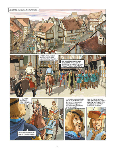 Page 6 Sir Nigel tome 2