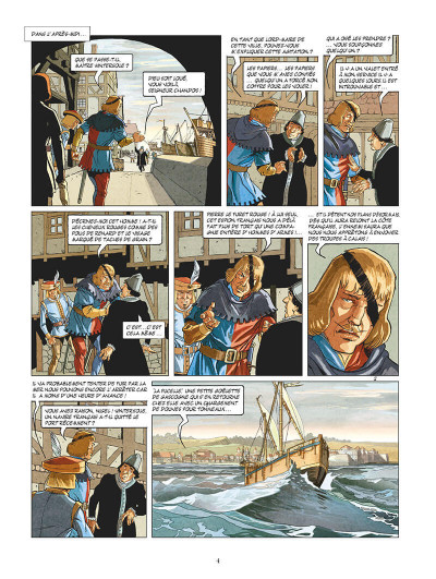 Page 7 Sir Nigel tome 2