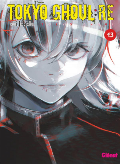 Couverture Tokyo ghoul RE tome 13
