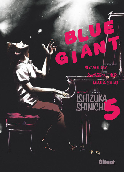 Couverture Blue giant tome 5